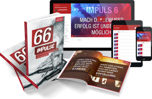 66 Impulse - Dein tägliches Motivationsprogramm